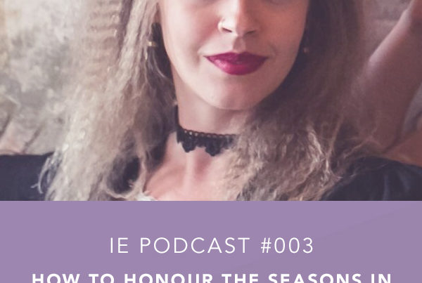 How to Honour the Seasons in Business with Emily Thompson
