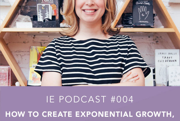 How to Create Exponential Growth, Personally and Professionally with Kelley Knight