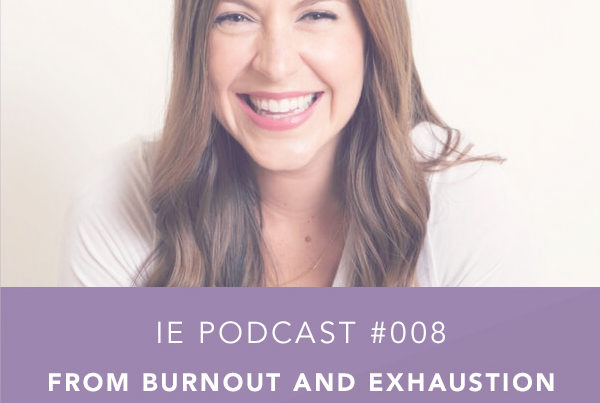 From Burnout and Exhaustion to More Joy, Creativity and Flow with Libby Crow