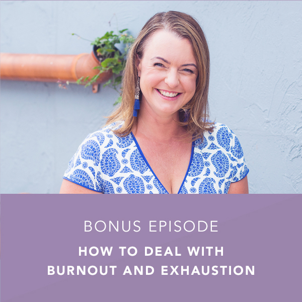 How to Deal With Burnout and Exhaustion