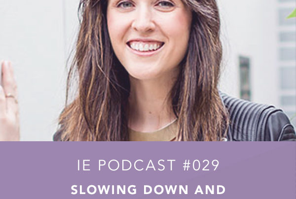 Slowing Down and Baby Proofing your Business with Jenna Black
